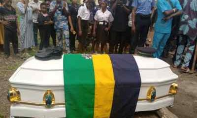 Sergeant Olawoye Bukola, Policewoman shot during Ekiti By-Election, TUNDE MOBAYO,