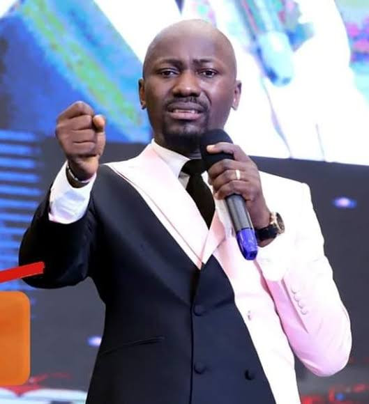 Apostle Suleman won't take COVID-19 vaccine, Apostle Suleman viral video