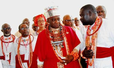 400-year-old Itsekiri crown disappears, crown stolen from Olu of Warri's Palace