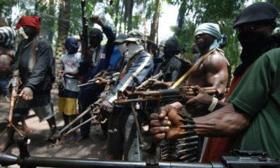 Gunmen Abia Police Station officers