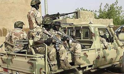 Troops kill 11 Boko Haram insurgents in Gwoza