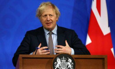 Boris Johnson cancels reception for EURO 2020 players
