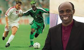 I ran to Lagos when dad asked me to be roadside mechanic — Taribo West
