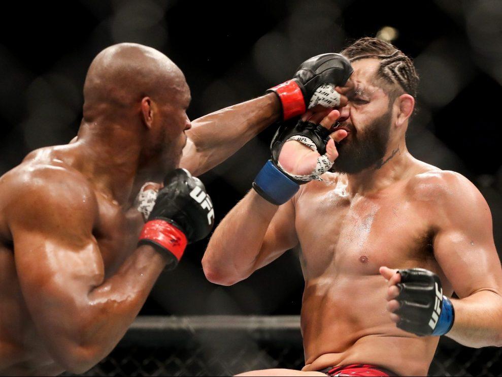 Usman Masvidal Ngannou UFC