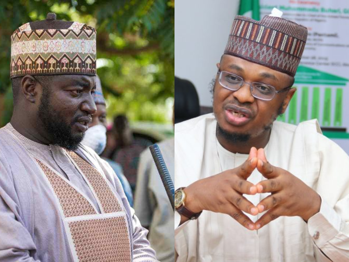 Amachree Gagdi NASS DSS Pantami al-Qaeda taliban Boko Haram Buhari