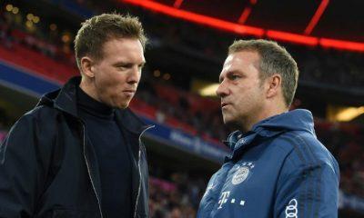 Nagelsmann Flick Bayern Leipzig