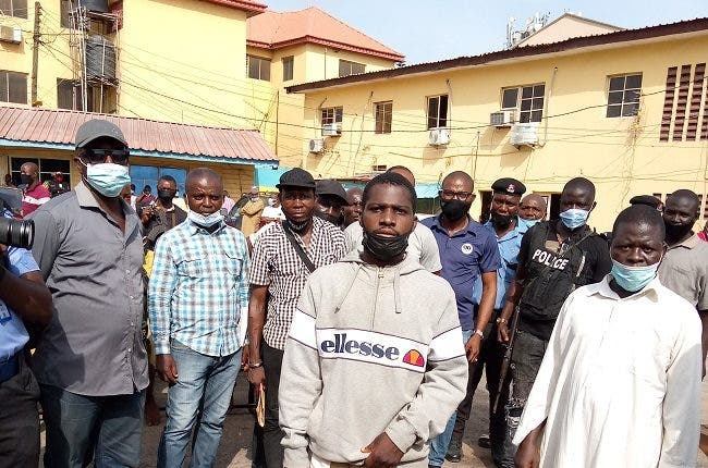 Two arrested for impersonating Oba Elegushi in N51m marriage scam