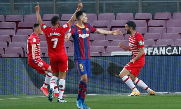 Barcelona Granada La Liga