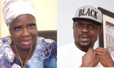 Alleged sexual assault: Actress Bukky Black backs Baba Ijesha
