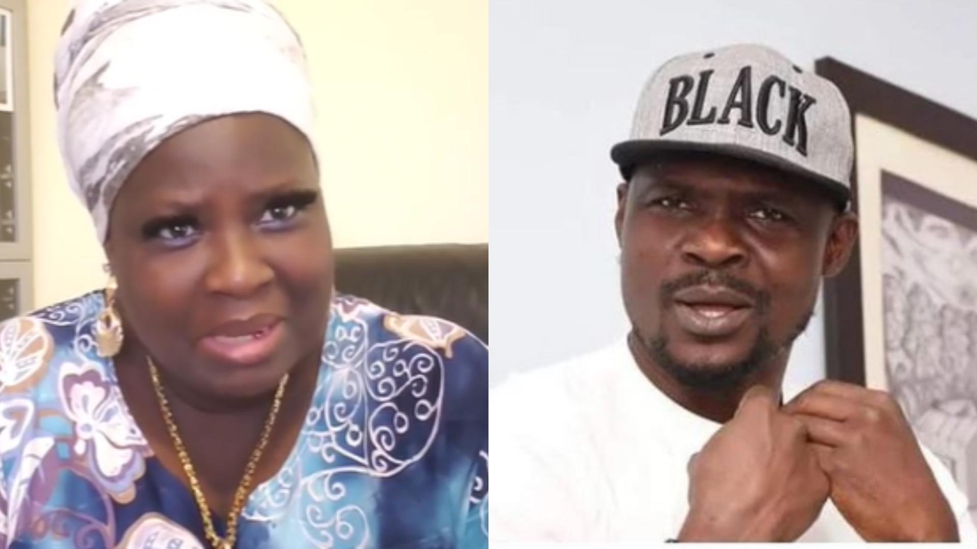 Alleged sexual assault: Actress Bukky Black backs Baba Ijesha