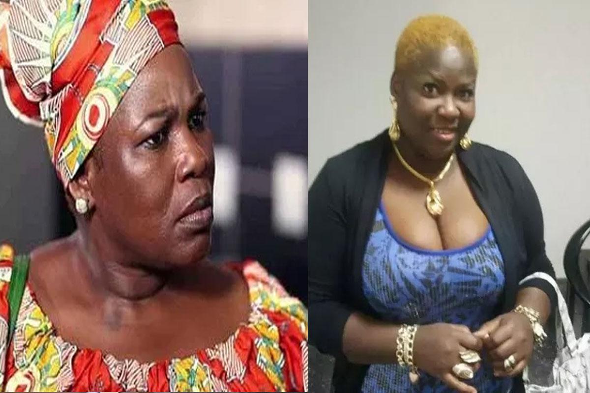 (VIDEO) Baba Ijesha: You should not be counted amongst women - Ada Ameh slams Bukky Black