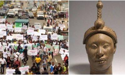 Odua Nation Yoruba Nation protest Ogun