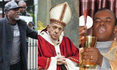 Omokri writes Pope, wants Mbaka investigated