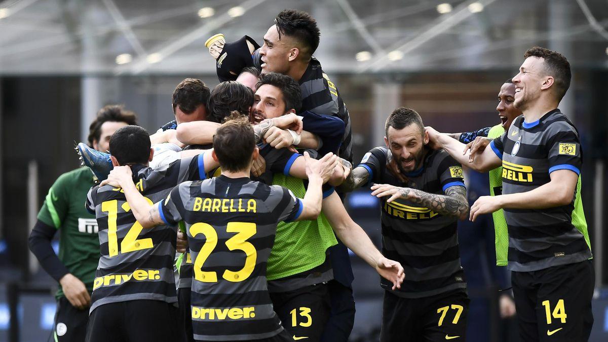 Inter Scudetto Serie A