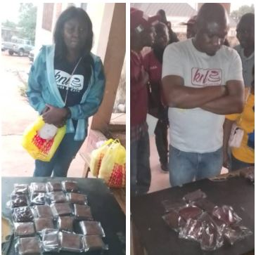 NDLEA seals eateries selling 'drugged cakes' in Plateau