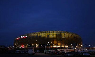 Gdansk stadium Europa League Final Man Utd Arsenal Villareal Roma