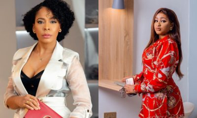 You are insensitive, Etinosa slams TBoss for berating women with moustache