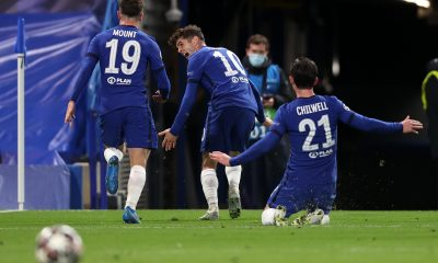 Chelsea Madrid Champions League