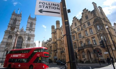 England heads to polls for local, mayoral elections