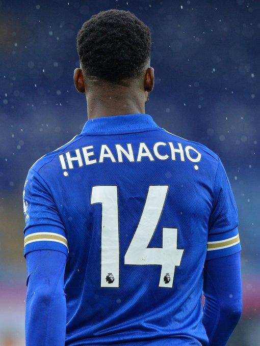 Iheanacho Leicester Igbo Nigeria Super Eagles
