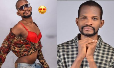 Buhari can't take away my 1000% gay identity, Actor Uche Maduagwu declares