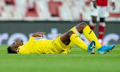 Samuel Chukwueze Man Utd Villareal Europa