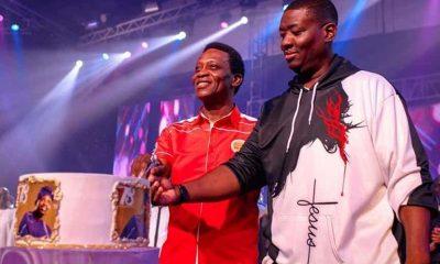 Daren and Leke Adeboye