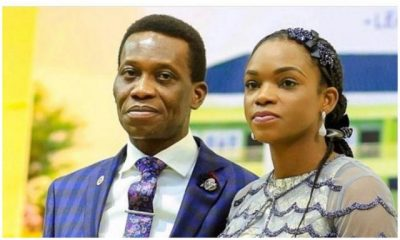 My husband was not afraid of death – Pastor Dare Adeboye's wife
