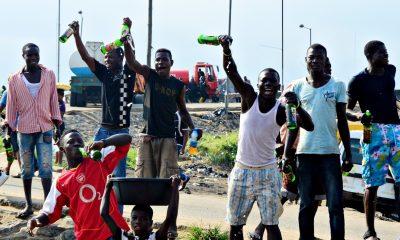 touts area boys southwest Nigeria breakup war