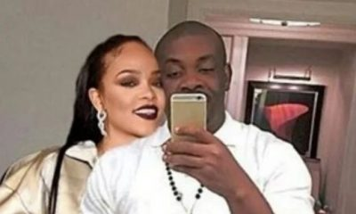 Don Jazzy, Rihanna