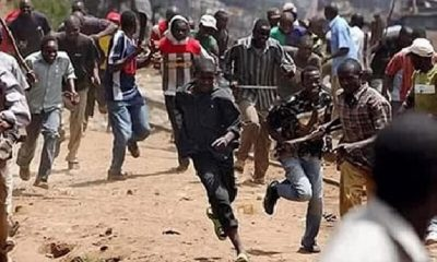 Residents flee as gunshots, explosion rock Maiduguri