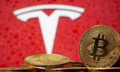 Tesla Bitcoin Elon Musk Cryptocurrency
