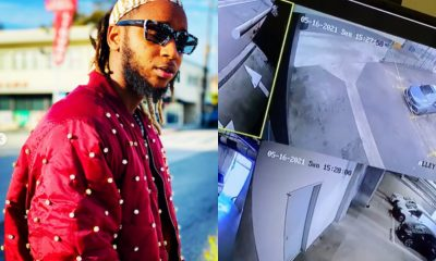 Again, Yung6ix robbed in the US