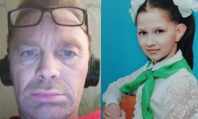 Russian, 49, allegedly rapes, stabs 12-year-old girl walking home from school to death