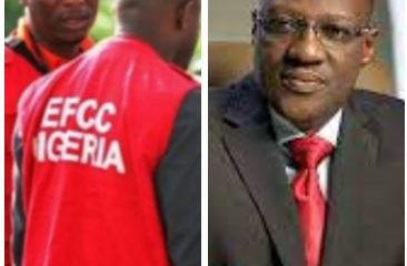 JUST IN: EFCC grills former ex-Kwara Governor Ahmed over alleged diversion of N9b