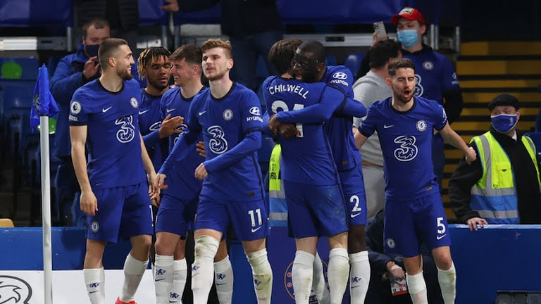 Chelsea Leicester City