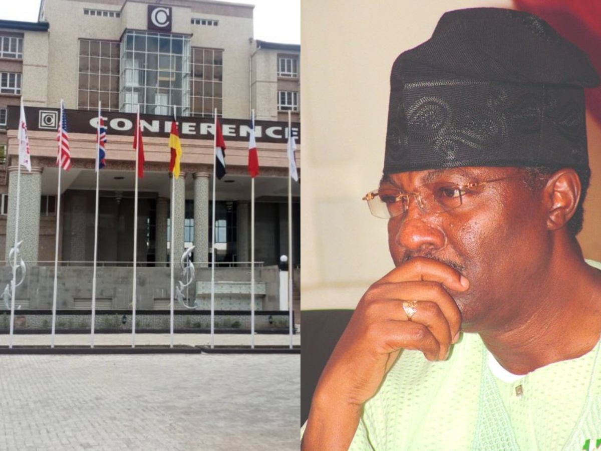Gbenga Daniel Confrrence hotel explosion Abeokuta