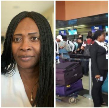 Lawyer Iyabo Awokoya decries immigration, NDLEA bottlenecks at Lagos airport