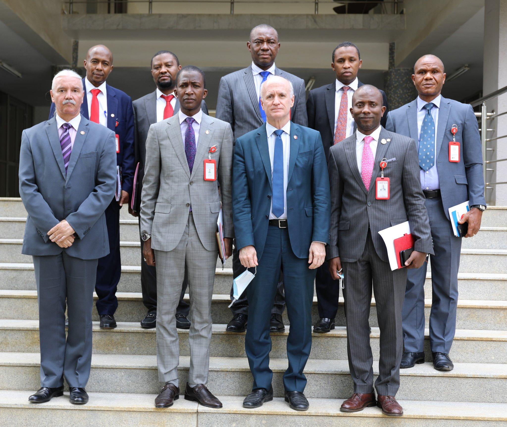 EFCC Brazil Nigeria Cybercrime