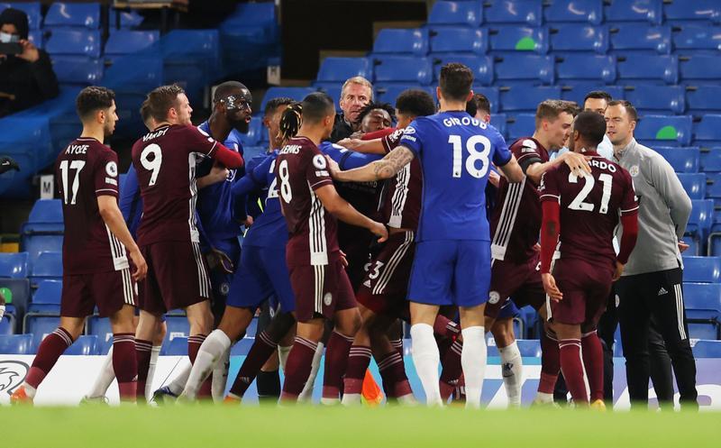 Chelsea FA Leicester