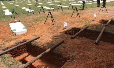 Attahiru burial CoAS