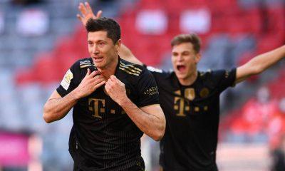 Lewandowski Gerd Muller Bundesliga goal record