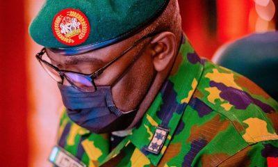 Attahiru burial officers army