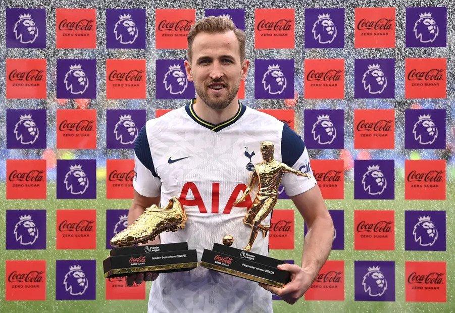 Kane Golden Boot Playmaker Awards