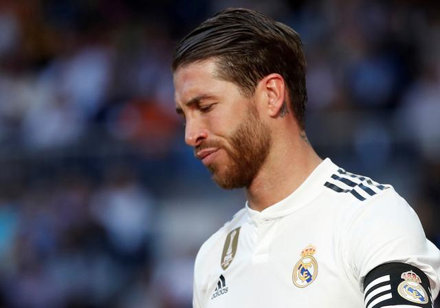 Ramos Spain Enrique EURO 2020