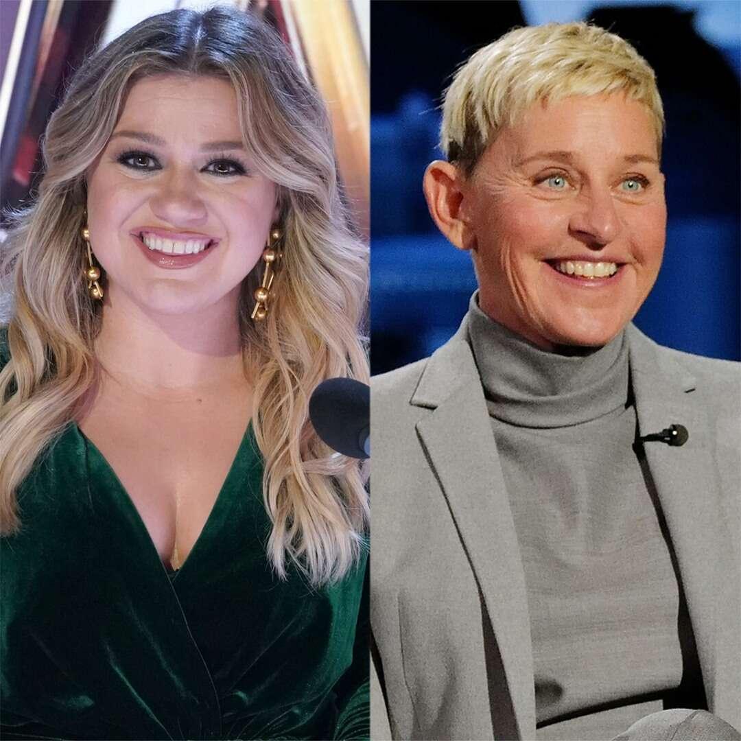 NBC announces Kelly Clarkson will replace Ellen DeGeneres Show