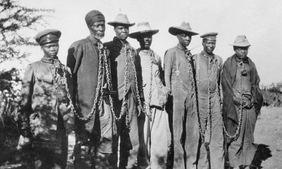 Genocide Germany Namibia
