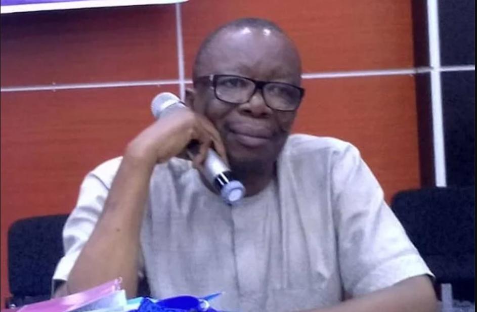 Professor Emmanuel Osodeke