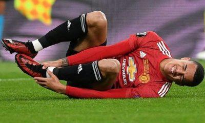Greenwood England EURO 2020 injury