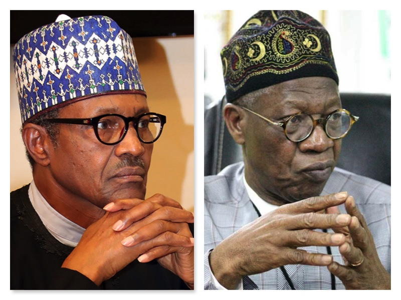 Buhari govt has no plans to muzzle media